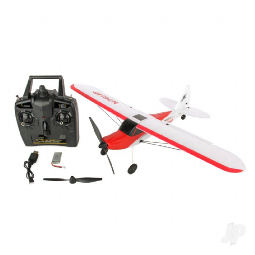 Sport Cub 500 RTF 4-Channel Trainer with Flight Stabilisation